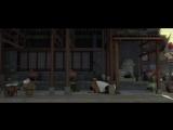 Кунг-фу Панда 2/Kung Fu Panda 2 (2011) Фрагмент №4