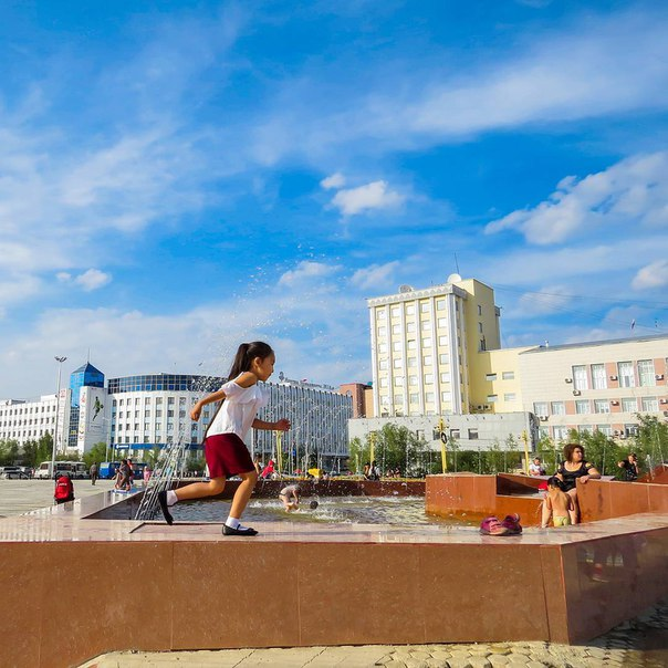 В Якутске ожидается потепление до +26 градусов