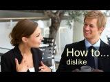 BBC How to... dislike (transcript video)