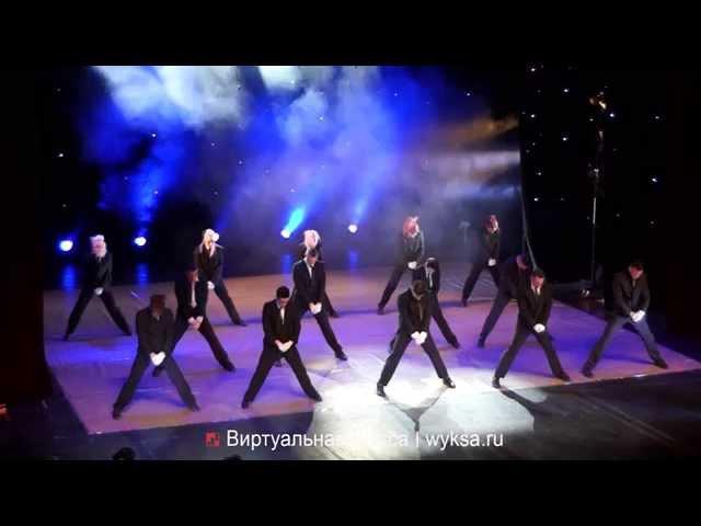 Балет «Тодес» под руководством Аллы Духовой выступил в Выксе