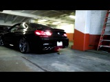 2013 BMW M6 F13 Exhaust  Snap, Crackle, Pop Time!