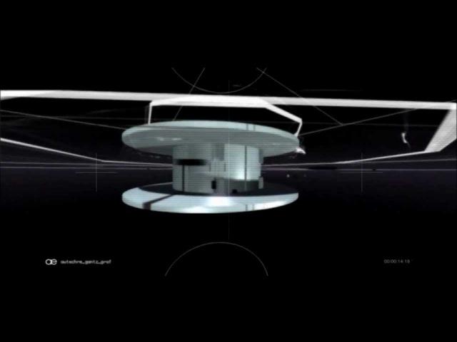Autechre - Gantz Graf (Official Music Video) 1080p HD