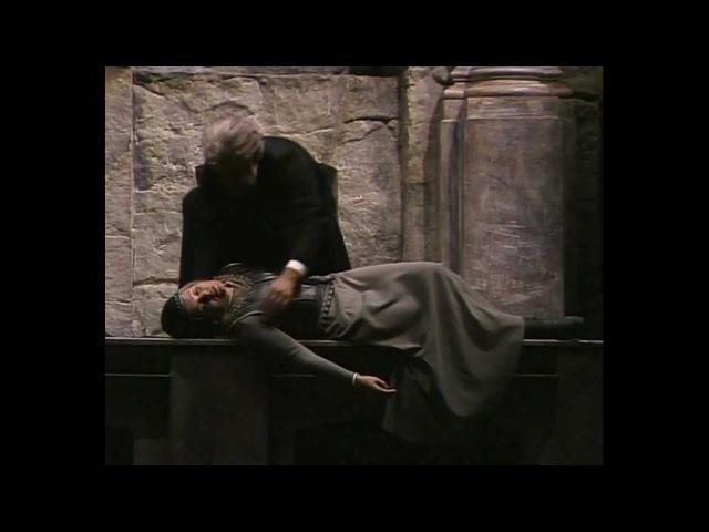 Wagner - Die Walkure, Wotan's farewell (Leb wohl) Boulez, Bayreuth - English Subtitles HD
