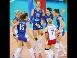 Волейбол, Россия-Турция, чемпионат мира 2014. Женщины. Второй этап