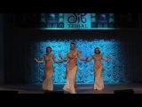 Sibtribal Gala Show 2015, школа-студия «Сахар», трайбл-фьюжн | «Sahar», tribal fusion