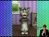 Прикол Очень смешно песня Рыбы Пилы Talking Tom  Говорящий Кот Том исполнит песенку Рыбы Пилы