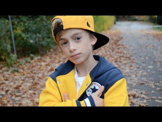 Justin Bieber- As Long As You Love Me (Cover By 9 yr. old JohnnyO)