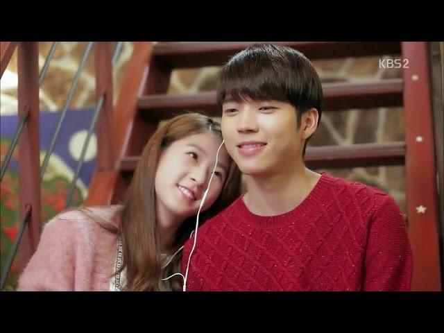 [MV] What My Heart Wants to Say- Lel ft.Linzy (High School Love On) OST Vol.2 (ROMENG) lyrics