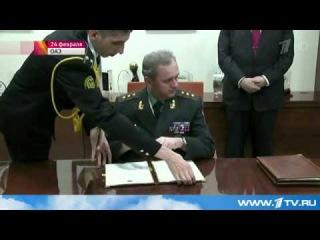 В Киеве прозвучали заявления, что страна якобы получает из за рубежа летальное оружие   Первый канал