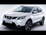 Nissan Qashqai 2015  тест драйв и обзор