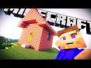 КАК ПОСТРОИТЬ ДОМ В 1 КЛИК! - Обзор Мода Minecraft