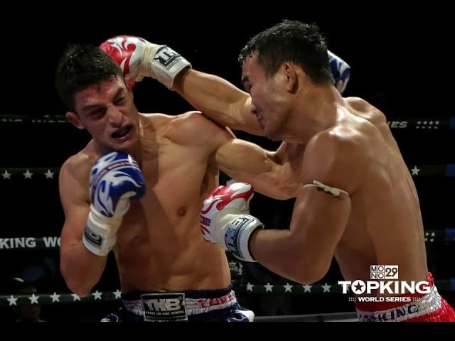 TK6 SUPERFIGHT Petchboonchu F A Group Thailand vs Matt Embree Canada Full Fight HD