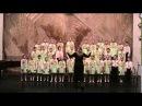 укр. нар. пісня, гармонізація В. Барвінського -- О. Кошиця «Ой, ходить сон коло вікон»
