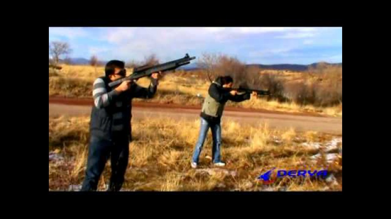 Derya Arms - Anakon Av Tüfeği Video