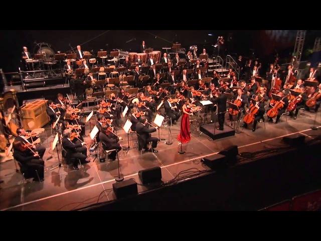Sarasate Carmen-Fantasie ∙ hr-Sinfonieorchester ∙ Leticia Moreno ∙ Andrés Orozco-Estrada