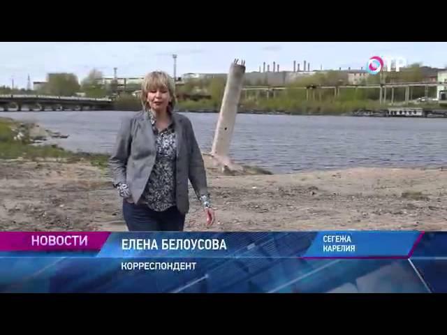 Малые города России Сегежа дом где родился Геннадий Шпаликов