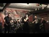 фолк-метал группа Ладушка - Дева (рок-бар
