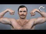 100 лет мужских причесок за 1 минуту
