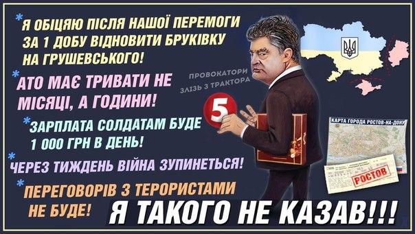Порошенко подписал указ об изменениях процедуры предоставления гражданства лицам, которые служат в ВСУ - Цензор.НЕТ 5463