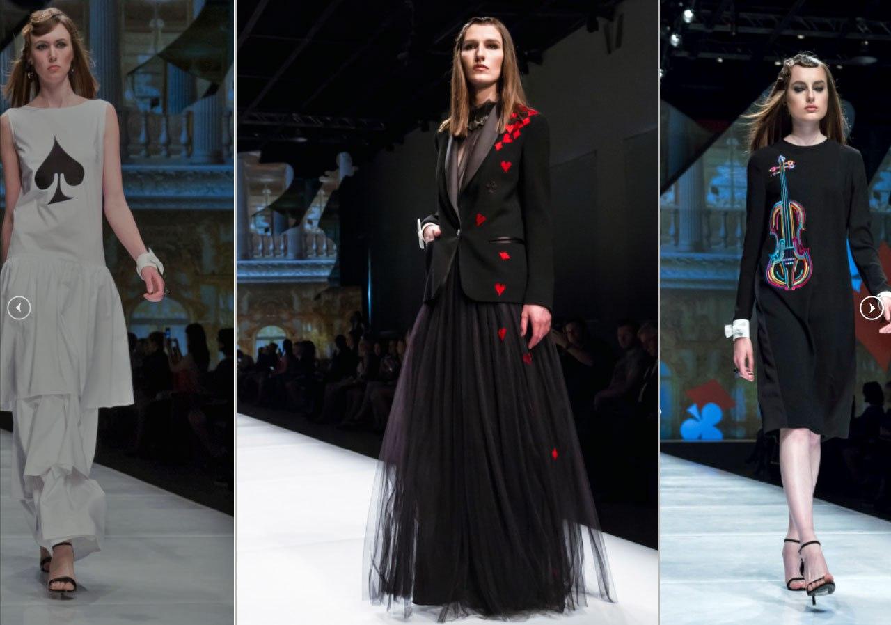 Елена Бадмаева по случаю Года Чайковского представила новую коллекцию