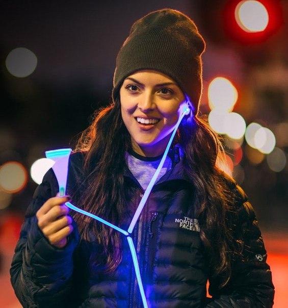 Купить светящиеся наушники в Красноярске