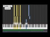 Star Wars - John Williams - Force Theme Piano Tutorial