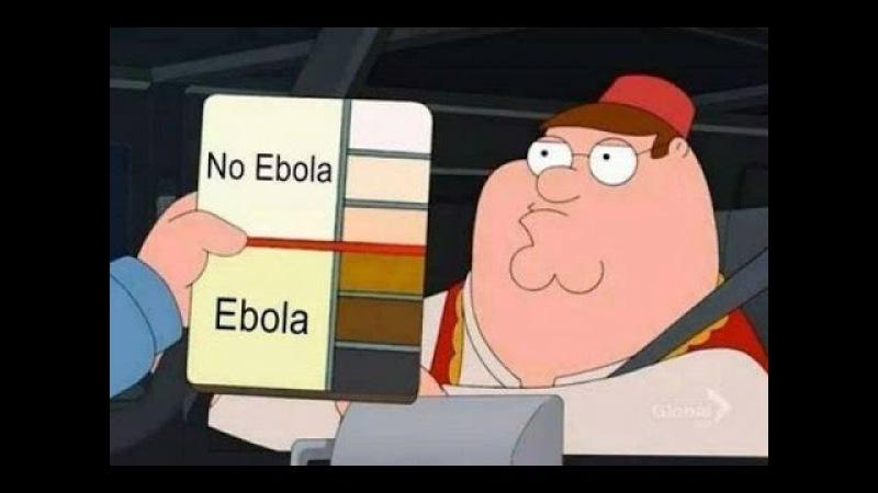 Ebola (La La) ~~ Parody of Fergie LA Love ~ Rucka Rucka Ali