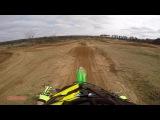 MotoSport.com Helmet Cam Larry Reyes JR. - Climax MX Park, GA