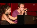 Coldplay feat. Alicia Keys - Clocks (Live 2008)