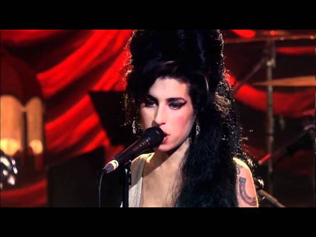 Amy Winehouse - You know Im no good. Live in London 2007