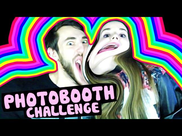 Photobooth Challenge ♦ Саша Спилберг Паша Микус