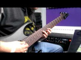 Laney Ironheart Studio  Bare Knuckle Warpig Metal Demo  Read Seas Fire - Cipher cover
