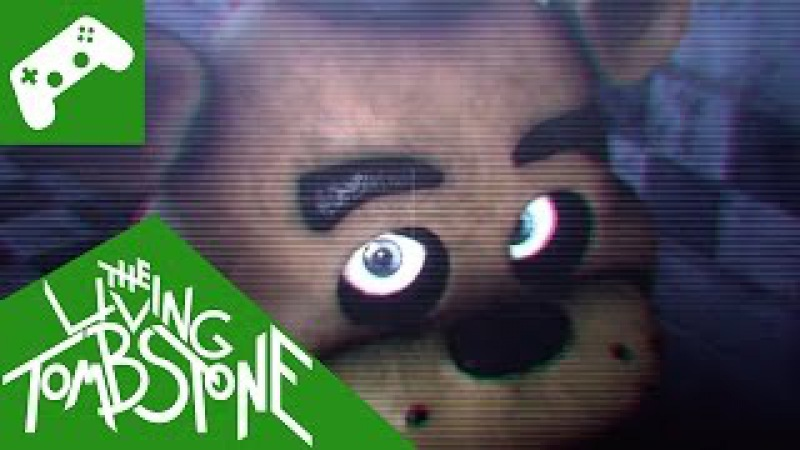 Five Nights at Freddy's 3 Song (Feat. EileMonty Orko) - Die In A Fire (FNAF3) - Living Tombstone