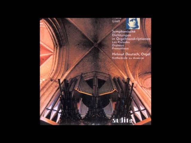 Liszt - Czardas Obstine (Organ)