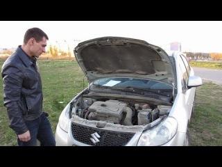 Честный тест драйв Suzuki SX4 седан 2009г б/у