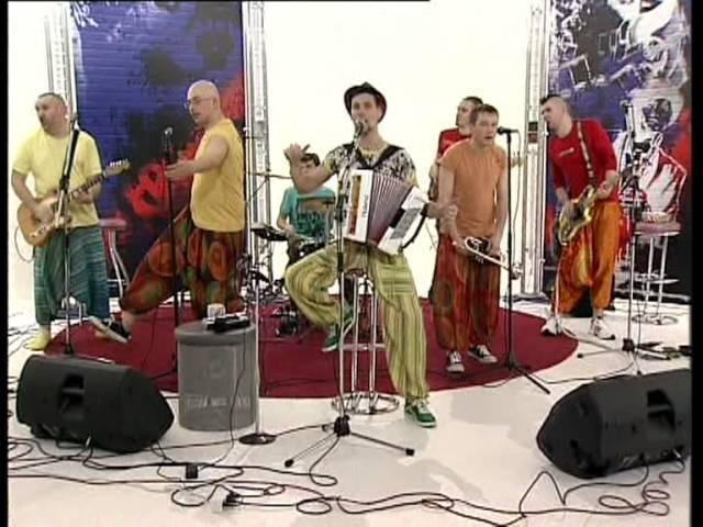 ВИА «Волга-Волга» — Татарская (Ночной концерт на ТНВ)