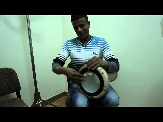 Mustapha El Annabi darbuka solo