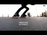Defcon RTS wheels - READY TO SLIDE - Powerslide FSK