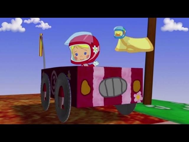 Мультфильмы для детей - Волшебство Хлои - Все серии подряд (сборник 6)