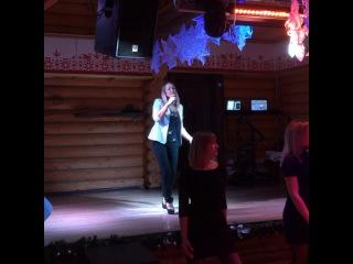 Из репертуара #полинагагарина #новогодниекорпаративы #новыйгод #корпаратив #ресторан #славянский #вокал #песни #танцы #певица #а