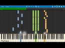 MBAND - Мотылёк Макс Корж cover пример игры на фортепиано piano cover