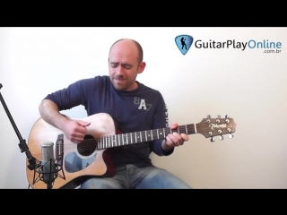 Hotel California (The Eagles) - Acoustic Guitar Solo Cover (Violão Fingerstyle)