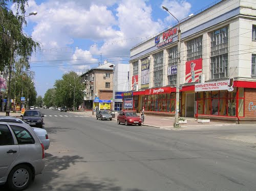 В Тольятти на время ремонта по