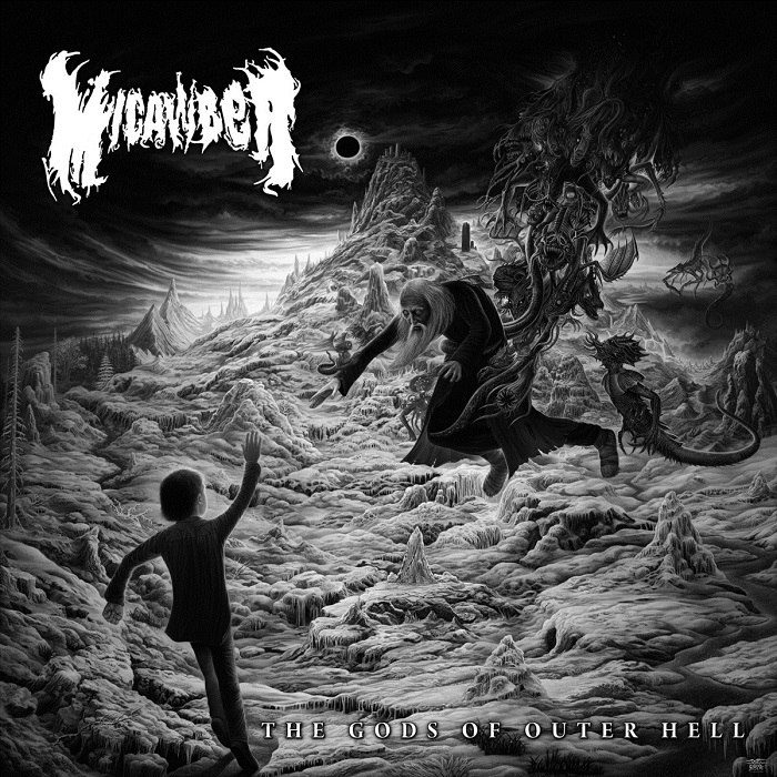 Micawber - The Gods of Outer Hell (2015)
