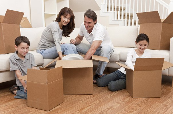 Çocuklu Aileler Taşınırken Nelere Dikkat Etmeli