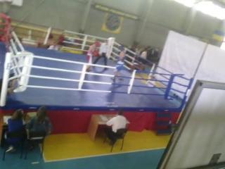 Первый Бой Кривой Рог vs Винница ( Украина )