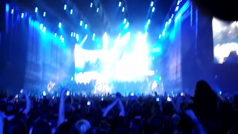 Metallica Live 8.26 - Turn The Page - 1