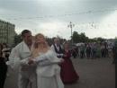 БАЛ-ШЕСТВИЕ на Пушкинской площади в Москве 24 Мая 2015 года