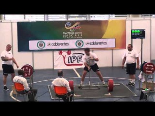 Всемирные Игры 2013, Кали. Становая тяга (1 и 2 попытки) супертяжелой весовой категории