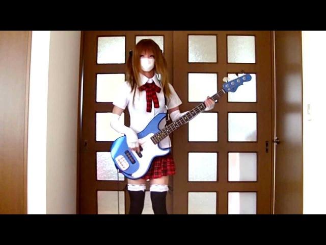 [はるちん]天ノ弱のベース弾いてみた-Ama No Jaku Bass Cover[Haruchin]【HD】